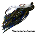 Camelback Jig 006 - STYLE: Flip-N-Swim -- COLOR: Okeechobe Dream