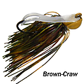 Camelback Jig 010 - STYLE: Flip-N-Swim -- COLOR: Brown Craw