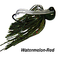 Camelback Jig 012 - STYLE: Flip-N-Swim -- COLOR: Watermelon Red Flake