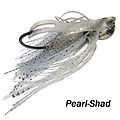 Camelback Jig 015 - STYLE: Flip-N-Swim -- COLOR: Pearl Shad