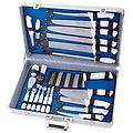 BN-Slitzer™ 22pc Professional Cutlery Set in Case - 22pc Professional Cutlery Set in Case