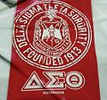 Delta Founded 1913 T Shirt - Red Delta Founded T Shirt-sisterhood