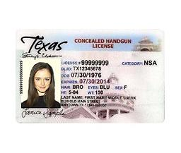 Texas LTC Course - New License 6 Hour course required to get your Texas License To Carry