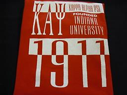 Kappa 1911 T Shirt Kappa founded Indiana University 1911