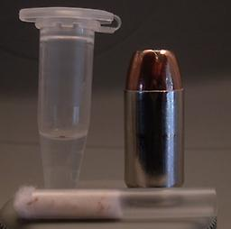 B-2: Methamphetamine Residue Test Detects methamphetamine residue. Package of 10 residue swabs.