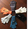 Fingerless gloves in Alpaca - Great gloves to work or play in! Colors!