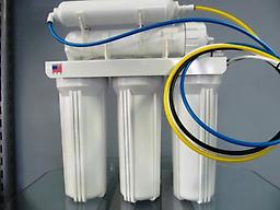 MAT-Reverse osmosis 5 stage no logo This System is made generic in usa, the price is lower because it does not show any particular company logo MADE IN USA\ RO-NOLOGO 5ST