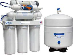 Reverse osmosis 6 stage UV This USA Made RO, System, includes a Ultraviolet system to sterilice bacteria from drinking water if present after city treatment. 6 ST --UV -APGENE