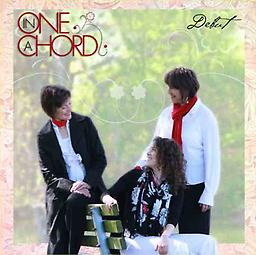 In One a Chord: Debut Ingrid Hanson-Popp, Mary Keppeler, and Susie Wiedmeyer are In One A Chord. The trio's first album, Debut, is a collection of beautiful, sometimes haunting piano, harp, and vocal melodies.