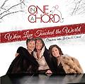 When Love Touched the World - The harp, piano, soprano styling of In One A Chord returns with its second CD project, the Christmas offering – When Love Touched the World.