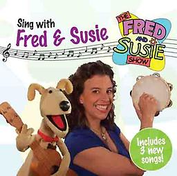 Sing with Fred and Susie Fred and Susie's first CD release features 11 songs from the 3 DVDs and from the first half of the television series.