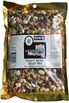 Eight Bean Soup Mix - This colorful blend of eight 8 different lentils makes it unique. Never before have these varieties been blended together. Along with our special seasoning packet this truly will be one of the finest