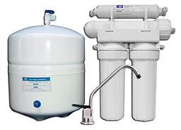 Reverse Osmosis System Residential RO System 4 Stage Ideal for standard family