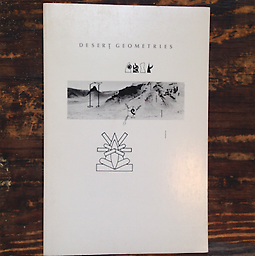 Desert Geometries Martha Ronk, illus. Don Suggs