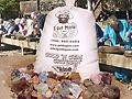 111GBYPD PAYDIRT Gem Bag - Even Better! - Paydirt Gem Bag - Even Better! Bigger is better! These 15-20 lb gem bags are loaded with our native gemstones as well as gem specimens from around the world!