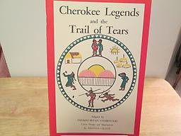 Cherokee Legends and Trail of Tears. Great little book of Cherokee stories: How the Earth was made, First fire, Milky Way, Magic Lake, Cherokee Indian ball game plus 8 others. 32 illustrated pages. Price includes shipping.