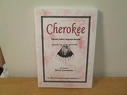 Kituwah Cherokee Language Sampler Phrase booklet and 1 hour CD with Marie Junaluska of the Eastern Band of Cherokees. Over 78 words and phrases plus the syllabary. Price includes shipping.