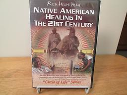 Native American Healing in the 21st Century 40-minute DVD explores healing plants and herbs of the Amer. Ind., plus traditional practices, philosophies and the similarities with Chinese healing. Narrated by Gregg Howard. Price includes shpg.