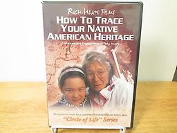 How to Trace Your Native American Heritage Discover your heritage. CDIB, how to obtain your tribal membership, how to research Dawes Rolls, plus internet sites to help in your search. Narrated by Gregg Howard.