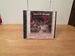 "Tales of Wonder CD Nine stories from Gregg Howard's first award winning video. ""I can't wait to have to drive somewhere so I can listen to the stories. Makes the time pass in a magical way."" Price includes shipping."