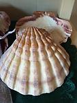 Large Scallop Shell - Use this beautiful shell for your sageing. Fill the bottom slightly with salt for easy extinguish.