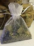 The Mystics Touch HEALTH/WELLNESS Sachet - HEALTH/WELLNESS - Sachet - Made with intentions - Gramma's recipe..and each come with the correlating Crystal Carry in your purse, leave in your car, put under your pillow...