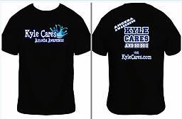 Amoeba Awareness Tshirt **2X only available** Kyle Cares Amoeba Awareness tshirt. Ordering more sizes soon!