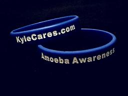 Awareness Bands - 5 per order Get one to wear and a few to share!