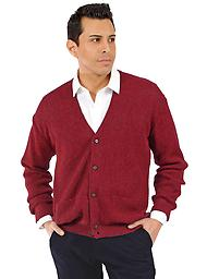 Golf: Button Alpaca Cardigan Alpaca Golf Sweater with pockets and buttons!