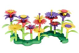 Build-a-Bouquet Think legos, but instead of blocks you're building with grass, flower petals, leaves, and even stamen. Made from 100% recycled plastic, this 44-pc set will unleash the inner arranger in anyone.