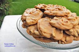 New Orleans Staple Tasty Pralines A Great New Orleans Treat, chock-full of pecans. Purchase by the dozens.