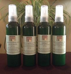 Julietta's Natural Hydrating Body Mist Help revitalize & nourish your skin with Green Tea and Cherry Extracts. Absorbs quickly leaving skin feeling Healthy, Smooth & Soft. Shake and spray whole body.