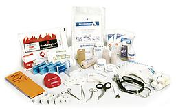 BLS Kit The BLS kit comes complete with all of your basic life support needs and is packed into your choice of a FERNO SAVER response III bag or a Ferno Professional Trauma bag.FREE SHIPPING