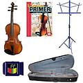 Acoustic Electric Violin Pack - 1/2 Size Violin w/Pickup, Music Stand, Book & Tuner - Acoustic Electric Violin Pack includes 1/2 Size Violin w/Pickup, Music Stand, Violin Primer Book & Snark SN-1 Tuner.