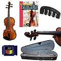 Learn 2 Play Acoustic Electric Violin - Violin (1/10 Size) w/Pickup, Finger Markers, Violin Primer B - Learn 2 Play Acoustic Electric Violin Pack includes Violin (1/10 Size) w/Pickup, Finger Markers, Violin Primer Book, Snark SN-1 Tuner & Mute.