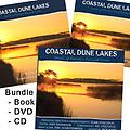 Coastal Dune Lakes - Bundle - Valued at $80, this package includes the Coastal Dune Lakes: Jewels of Florida's Emerald Coast DVD, CD, and book.