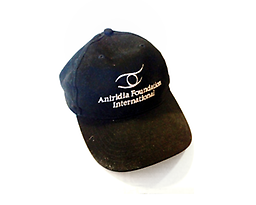 Embroidered AFI Logo Hat Show your support for AFI with this classic baseball cap. Help spread awareness about Aniridia Syndrome sporting the official registered Aniridia Foundation International. Choose style when ordering.