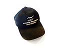 Embroidered AFI Logo Hat - Show your support for AFI with this classic baseball cap. Help spread awareness about Aniridia Syndrome sporting the official registered Aniridia Foundation International. Choose style when ordering.