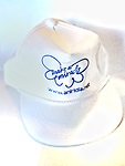 Embroidered Make a Miracle Hat - Show your support for AFI with this stylish baseball cap. Help spread awareness about Aniridia Syndrome and our belief that working together we CAN make a miracle!