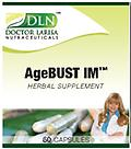 AgeBUST IM - 30 Day Supply Age Bust™ contain multiple, beneficial herbal extracts compounds to help modulate COX enzymes, scavenge free radicals, and promote physiological balance in susceptible tissues safely.