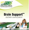 Brain Support - Supports healthy cognitive Brain function - 30 Day Supply Used daily, this combined spectrum of nutrients may improve absent-mindedness and other mild memory problems associated with aging.
