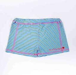 Ducksday Summer Trunks - Blue Stripe For boys or girls, Ducksday Trunks are soft, suitable for salt or chlorinated water, and provide protection from harmful UV rays.