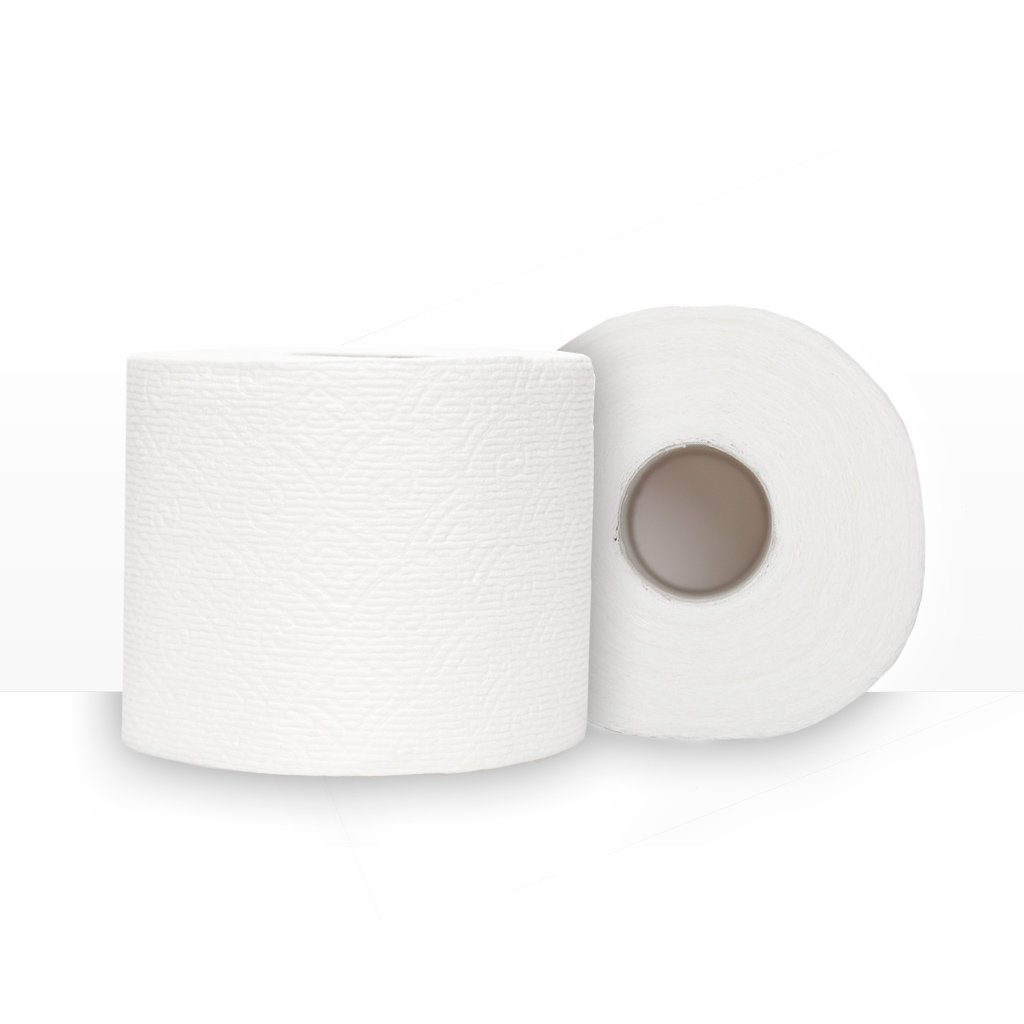 Clear Choice Toilet Tissue 2 Ply Case