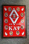 Kappa Wall Plaque Founder - heavy duty acrylic topped wall plaque