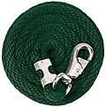 """WEAVER """"Poly Lead Rope with Nickel Plated Bull Snap"""" - Ride the brand."""