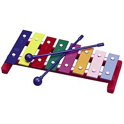 Children's Musical Toy - Toddler 8 Note Glockenspiel / Xylophone by Hohner Package includes Hohner xylophone.