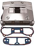 rocker cover assemby for twin cam 1999 up - TWIN CAM ROCKER BOX KIT. INCLUDES TOP COVER, LOWER COVER,INNER ROCKER ARM CARRIER, GASKETS AND HARDWARE Fits Twin Cam 1999 up 1 set. On sale at 15% above our cost plus any S/H/T