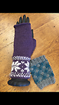 Churchmouse Colorwork Cuff - Date/Time: October 28 and Nov. 4, 6:30pm-8:30pm Instuctor: Pam