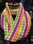 Spiral Stars Beaded Cowl - Saturday, October 10th, 10am-12pm Instructor: Diane