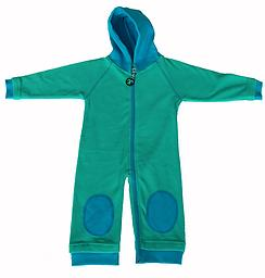 Ducksday Fleece (Mint) DucKsday's high-quality fleeces provide a warm layer. Cute on their own for chilly days. Paired with rainsuits, they create a flexible solution for any weather.